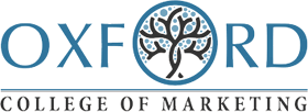 Oxford College of Marketing Retina Logo