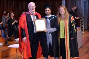 Vimal CIM Worldwide Top Student Award
