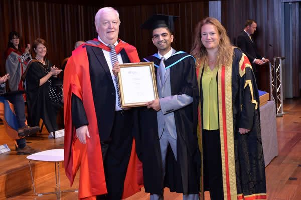 Vimal CIM Worldwide Top Student Award