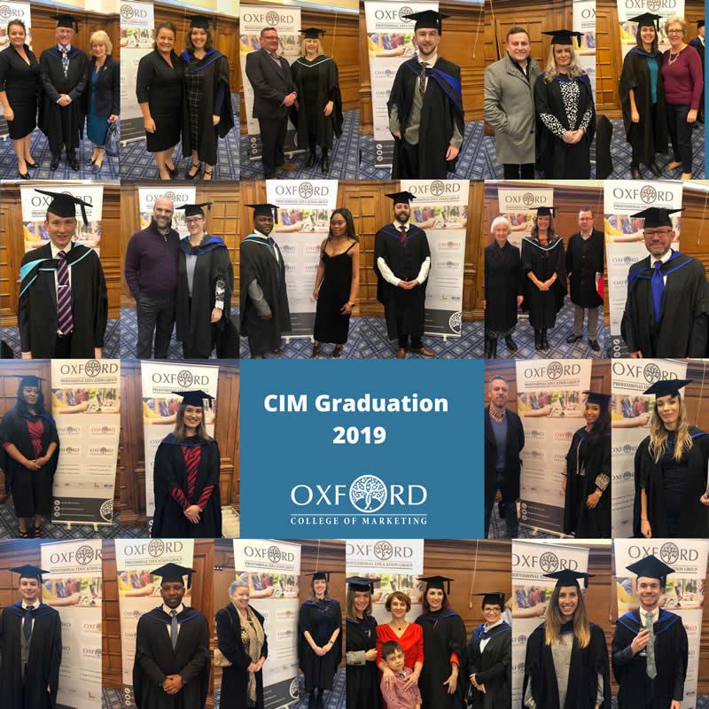 CIM Graduation 2019
